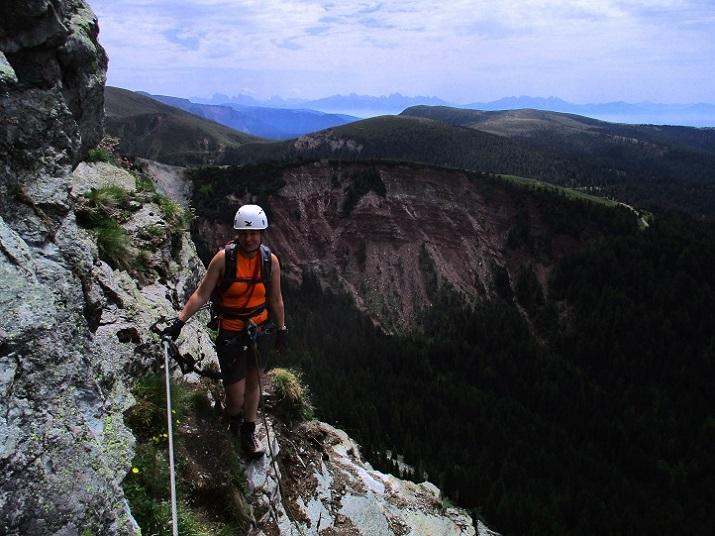 Klettersteig Meran : Heini holzer klettersteig bergsteigen