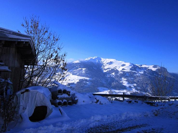 Foto: Andreas Koller / Skitour / Auracher Wildparktour Gaisberg (1798m) / Vom Wildpark Aurach auf den Gaisberg / 24.12.2018 15:32:41