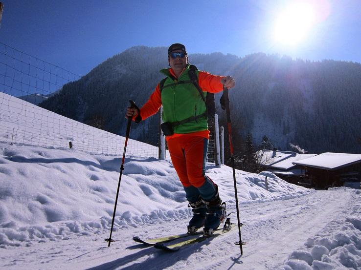 Foto: Andreas Koller / Skitour / Auracher Wildparktour Gaisberg (1798m) / 24.12.2018 15:32:04