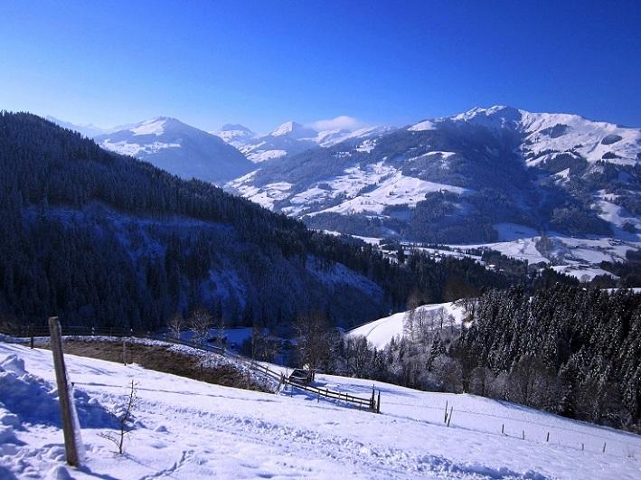 Foto: Andreas Koller / Skitour / Auracher Wildparktour Gaisberg (1798m) / 24.12.2018 15:31:57