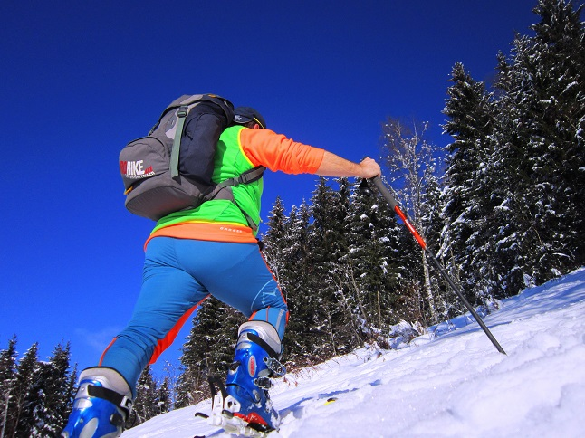 Foto: Andreas Koller / Skitour / Auracher Wildparktour Gaisberg (1798m) / 24.12.2018 15:31:05