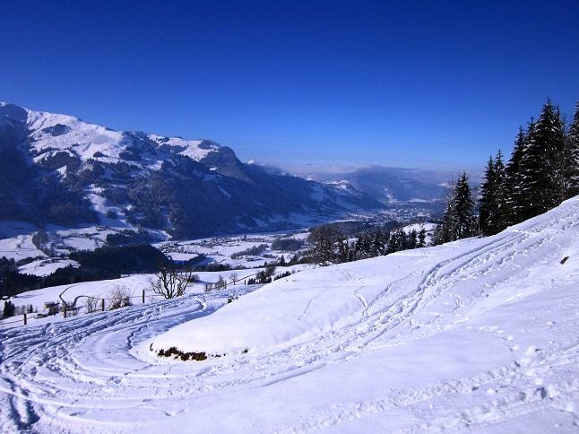 Foto: Andreas Koller / Skitour / Auracher Wildparktour Gaisberg (1798m) / 24.12.2018 15:30:57