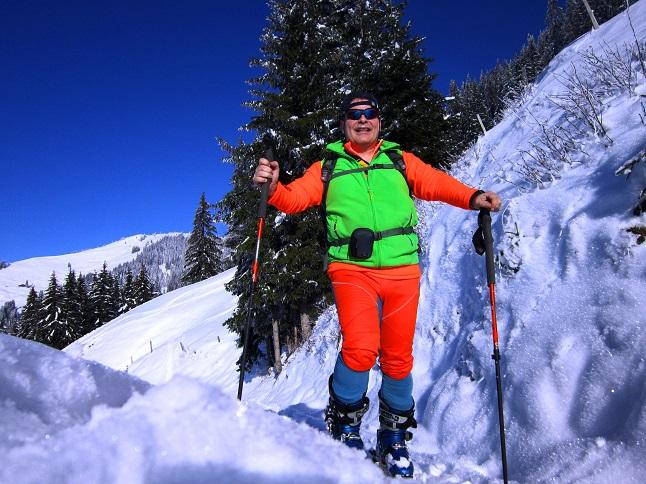 Foto: Andreas Koller / Skitour / Auracher Wildparktour Gaisberg (1798m) / 24.12.2018 15:28:53