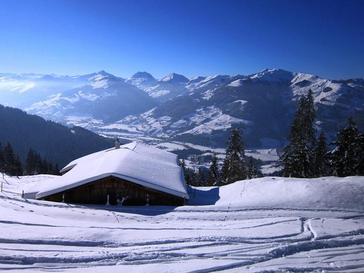 Foto: Andreas Koller / Skitour / Auracher Wildparktour Gaisberg (1798m) / 24.12.2018 15:28:43