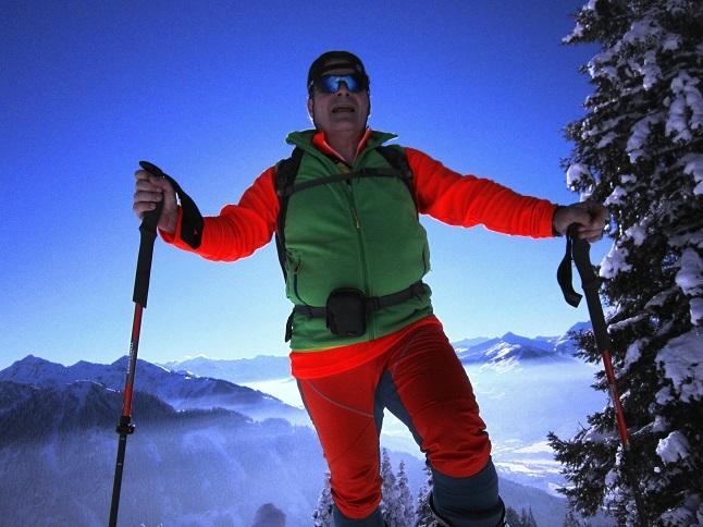 Foto: Andreas Koller / Skitour / Auracher Wildparktour Gaisberg (1798m) / 24.12.2018 15:12:04