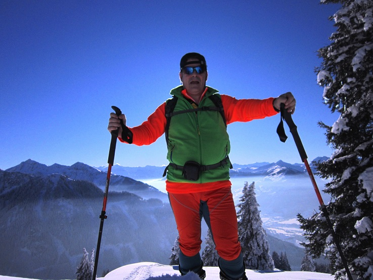 Foto: Andreas Koller / Skitour / Auracher Wildparktour Gaisberg (1798m) / 24.12.2018 15:11:08