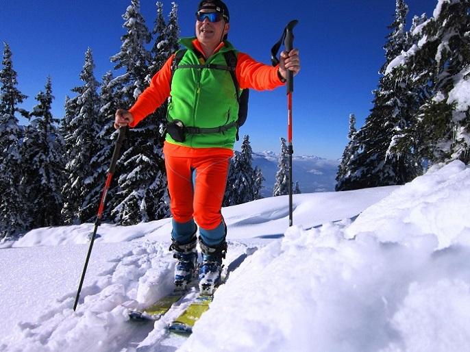 Foto: Andreas Koller / Skitour / Auracher Wildparktour Gaisberg (1798m) / 24.12.2018 15:10:35
