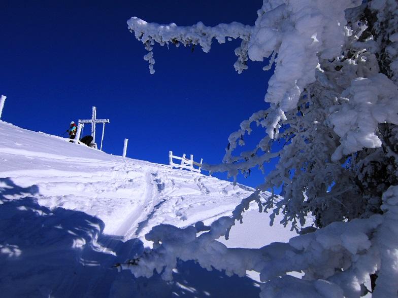Foto: Andreas Koller / Skitour / Auracher Wildparktour Gaisberg (1798m) / 24.12.2018 15:08:15