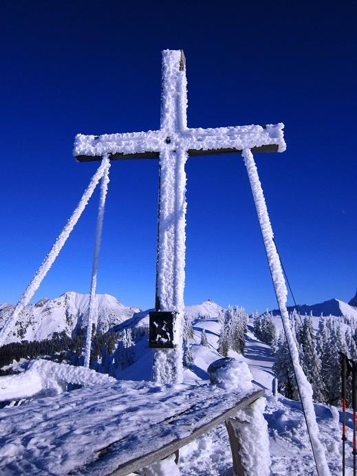 Foto: Andreas Koller / Skitour / Auracher Wildparktour Gaisberg (1798m) / 24.12.2018 15:07:07