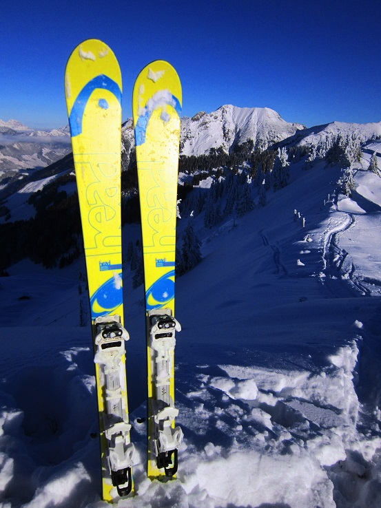Foto: Andreas Koller / Skitour / Auracher Wildparktour Gaisberg (1798m) / 24.12.2018 15:06:40