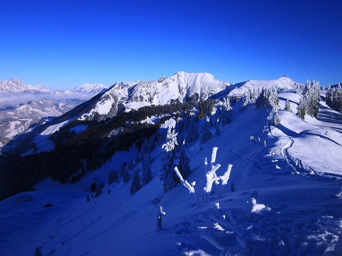 Foto: Andreas Koller / Skitour / Auracher Wildparktour Gaisberg (1798m) / 24.12.2018 15:06:19