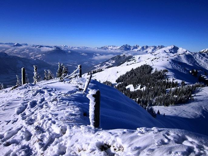 Foto: Andreas Koller / Skitour / Auracher Wildparktour Gaisberg (1798m) / 24.12.2018 15:05:36