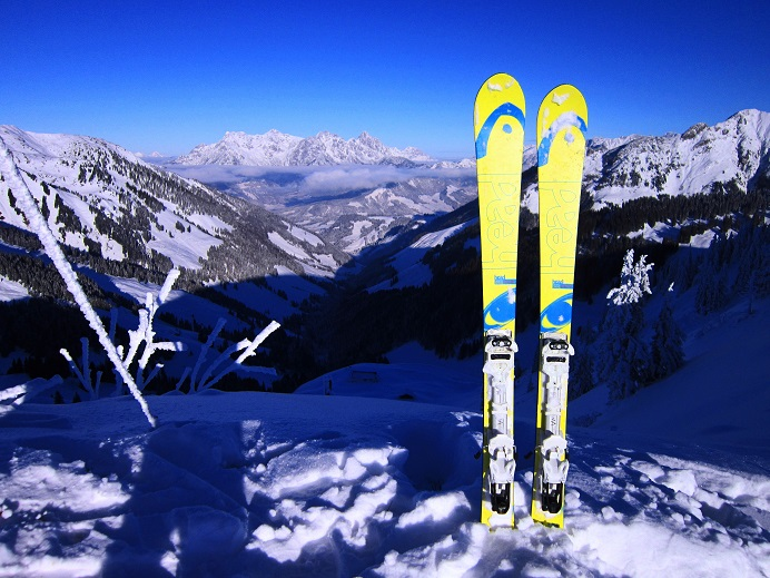 Foto: Andreas Koller / Skitour / Auracher Wildparktour Gaisberg (1798m) / 24.12.2018 15:05:15