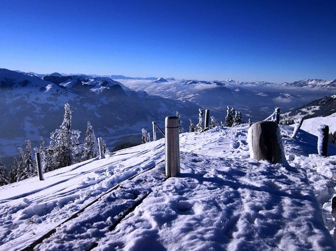 Foto: Andreas Koller / Skitour / Auracher Wildparktour Gaisberg (1798m) / 24.12.2018 15:05:06