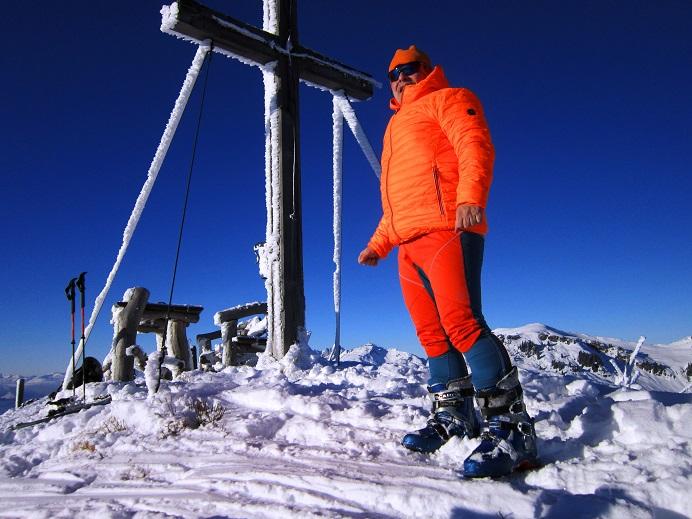 Foto: Andreas Koller / Skitour / Auracher Wildparktour Gaisberg (1798m) / 24.12.2018 15:04:57