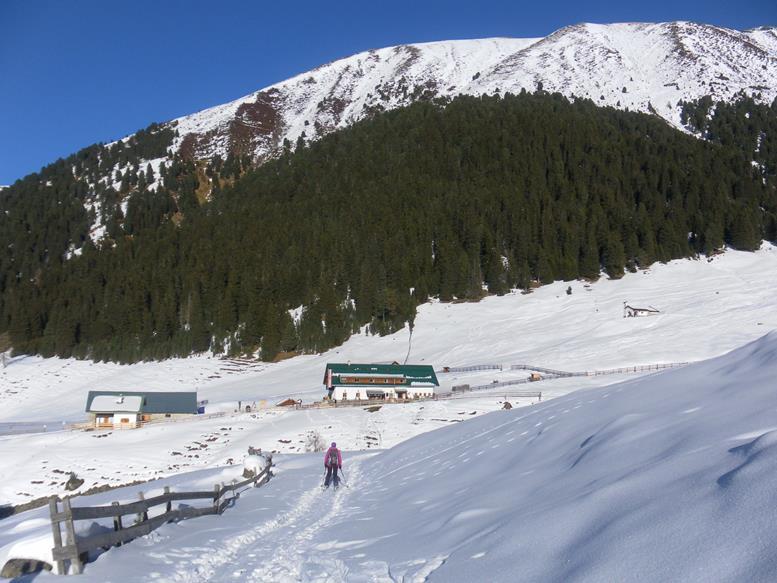 Foto: Wolfgang Lauschensky / Skitour / Angerbergkopf und Schaflegerkogel von der Kemater Alm / Kemater Alm / 26.01.2019 11:28:33