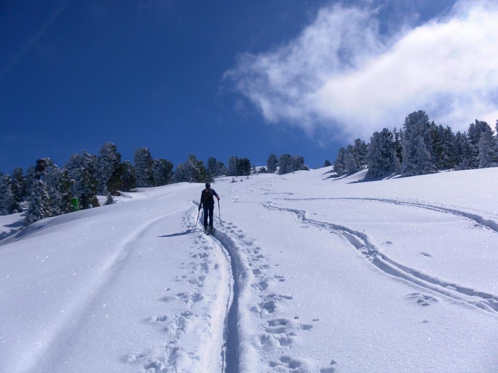 Foto: Wolfgang Lauschensky / Ski Tour / Kreuzjoch über Karspitze / Höhenbühel / 11.05.2019 14:44:16