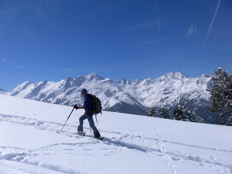 Foto: Wolfgang Lauschensky / Ski Tour / Kreuzjoch über Karspitze / Torhelm vor Brandberger Kolm / 11.05.2019 14:44:13