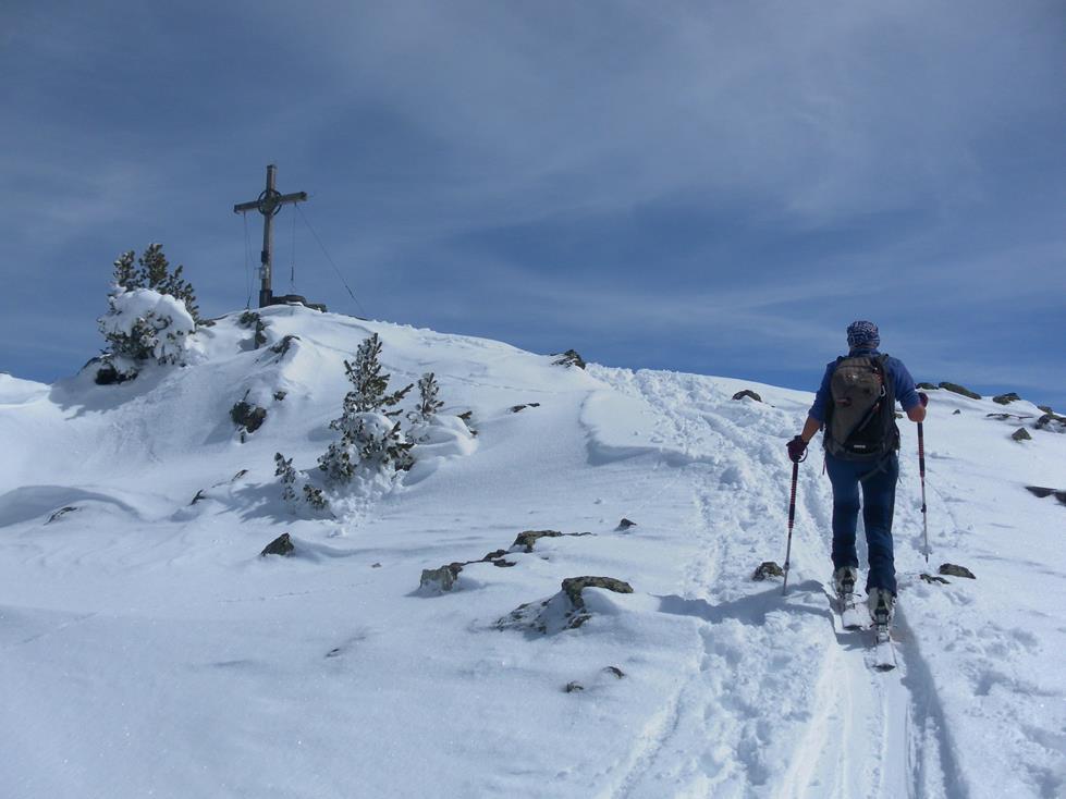 Foto: Wolfgang Lauschensky / Ski Tour / Kreuzjoch über Karspitze / Karspitze / 11.05.2019 14:43:58