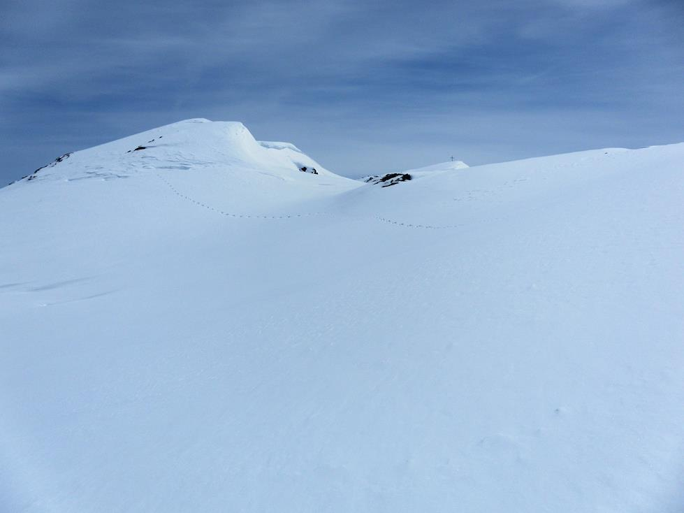 Foto: Wolfgang Lauschensky / Ski Tour / Kreuzjoch über Karspitze / Nordwestkamm / 11.05.2019 14:43:35