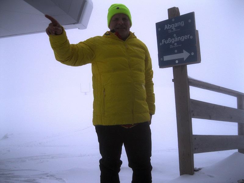 Foto: Andreas Koller / Ski Tour / Trainingstour Kornock (2193m) / Bei der Bergstation der Kornockbahn / 12.05.2019 17:03:11