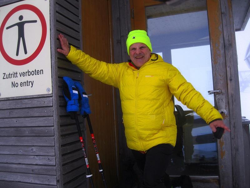 Foto: Andreas Koller / Ski Tour / Trainingstour Kornock (2193m) / 12.05.2019 17:02:36