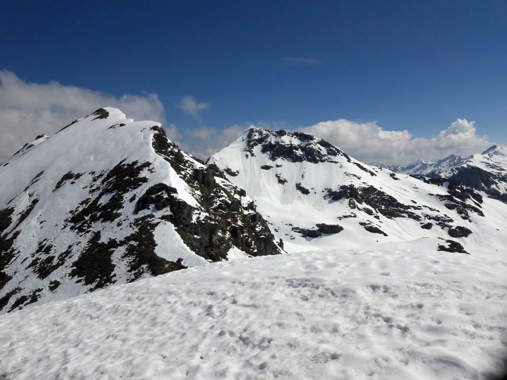 Foto: Rupert Gredler / Skitour / Seekareck frühsommerlich / Auf dem Gipfel / 20.06.2019 16:55:31