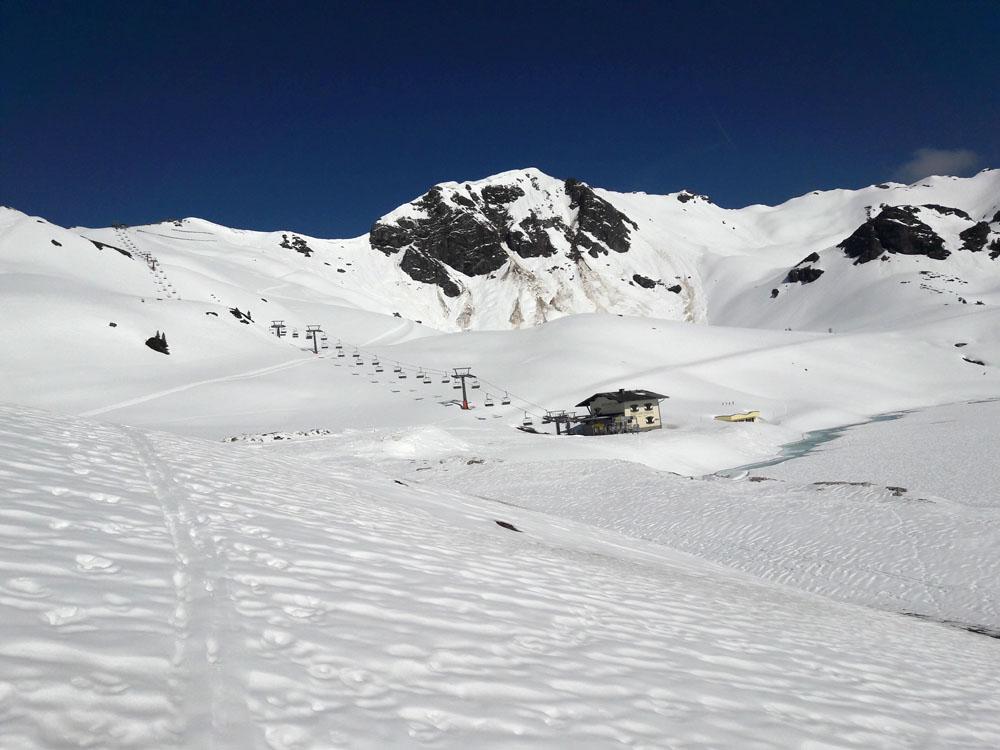 Foto: Rupert Gredler / Skitour / Seekareck frühsommerlich / Am Grünwaldkopf / 20.06.2019 16:53:54