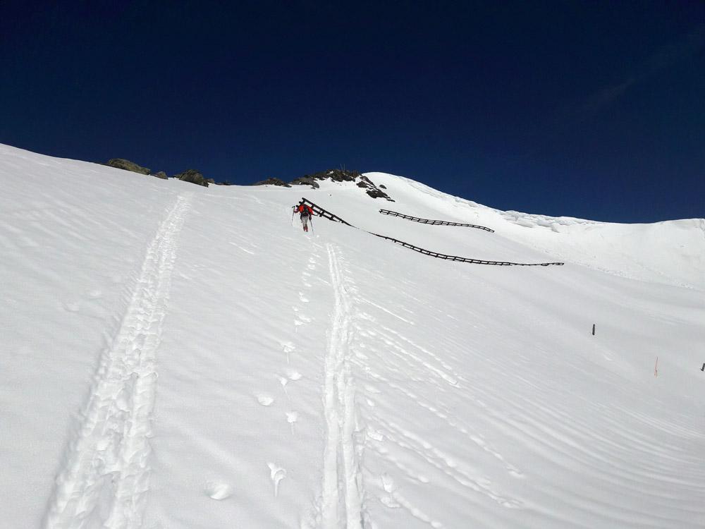 Foto: Rupert Gredler / Skitour / Seekareck frühsommerlich / Zum Gipfel / 20.06.2019 16:52:45