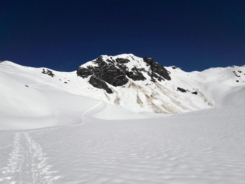Foto: Rupert Gredler / Skitour / Seekareck frühsommerlich / Zur Seekarschneid / 20.06.2019 16:52:12