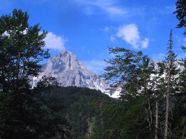 Foto: Andreas Koller / Wandertour / Kleiner Priel - steile Tour über Hinterstoder (2136m) / 30.08.2019 01:48:23