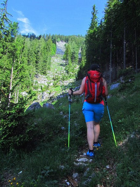 Foto: Andreas Koller / Wandertour / Kleiner Priel - steile Tour über Hinterstoder (2136m) / 30.08.2019 01:47:53