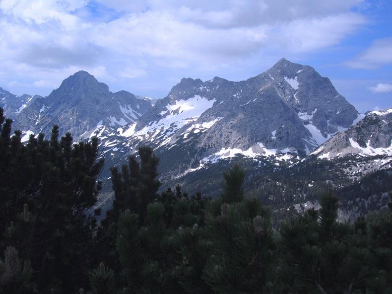 Foto: Andreas Koller / Wandertour / Kleiner Priel - steile Tour über Hinterstoder (2136m) / Spitzmauer (2446m) und Großer Priel (2515m) / 30.08.2019 01:46:05