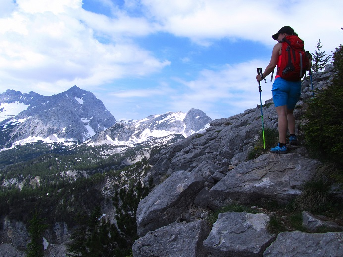 Foto: Andreas Koller / Wandertour / Kleiner Priel - steile Tour über Hinterstoder (2136m) / 30.08.2019 01:45:27