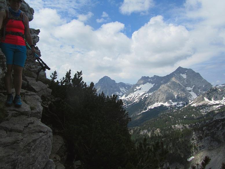 Foto: Andreas Koller / Wandertour / Kleiner Priel - steile Tour über Hinterstoder (2136m) / 30.08.2019 01:45:18