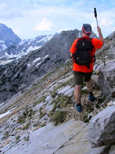 Foto: Andreas Koller / Wandertour / Kleiner Priel - steile Tour über Hinterstoder (2136m) / 30.08.2019 01:44:35