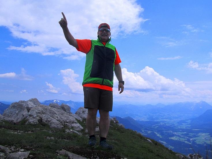 Foto: Andreas Koller / Wandertour / Kleiner Priel - steile Tour über Hinterstoder (2136m) / 30.08.2019 01:43:59