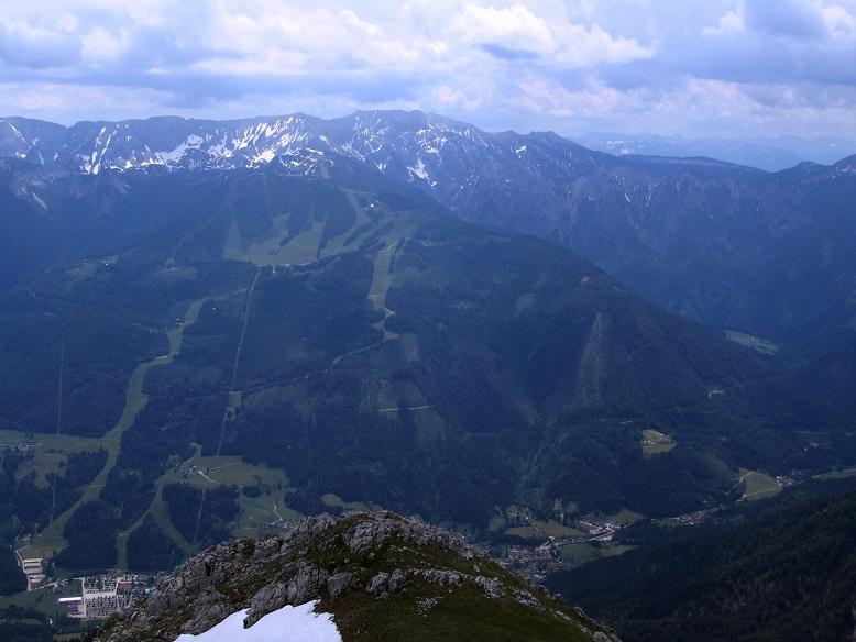 Foto: Andreas Koller / Wandertour / Kleiner Priel - steile Tour über Hinterstoder (2136m) / 30.08.2019 01:43:39