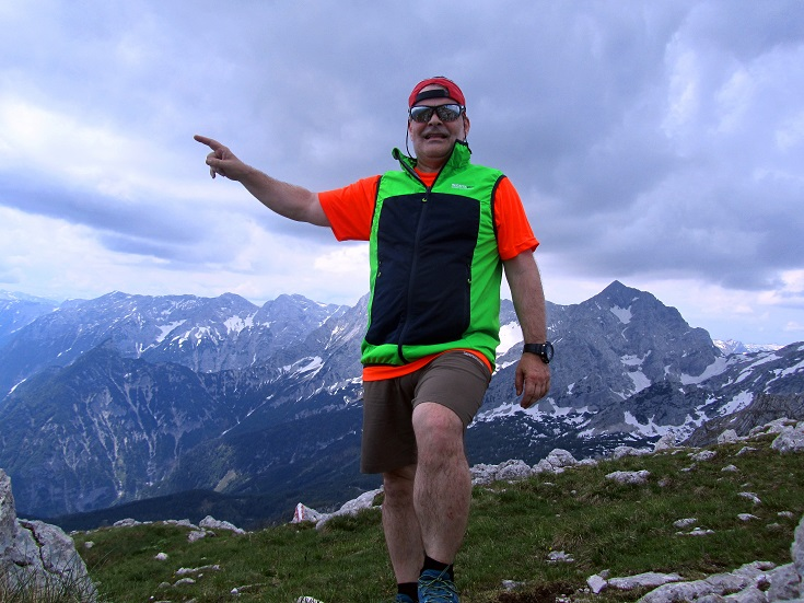 Foto: Andreas Koller / Wandertour / Kleiner Priel - steile Tour über Hinterstoder (2136m) / 30.08.2019 01:43:25