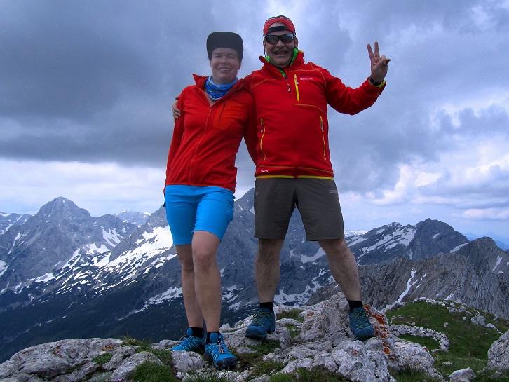 Foto: Andreas Koller / Wandertour / Kleiner Priel - steile Tour über Hinterstoder (2136m) / 30.08.2019 01:42:59