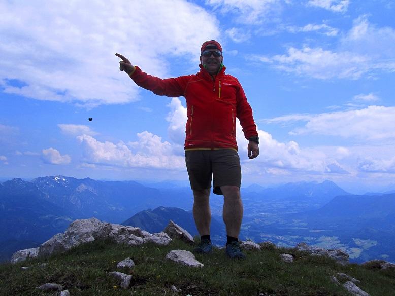 Foto: Andreas Koller / Wandertour / Kleiner Priel - steile Tour über Hinterstoder (2136m) / 30.08.2019 01:42:33