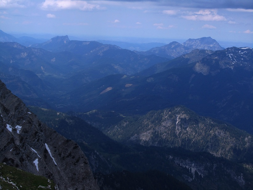 Foto: Andreas Koller / Wandertour / Kleiner Priel - steile Tour über Hinterstoder (2136m) / 30.08.2019 01:42:26