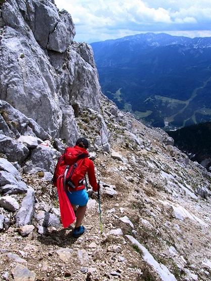 Foto: Andreas Koller / Wandertour / Kleiner Priel - steile Tour über Hinterstoder (2136m) / 30.08.2019 01:41:39