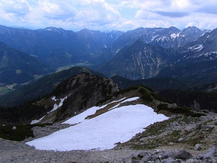 Foto: Andreas Koller / Wandertour / Kleiner Priel - steile Tour über Hinterstoder (2136m) / 30.08.2019 01:41:30