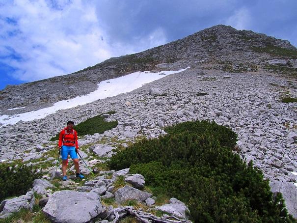 Foto: Andreas Koller / Wandertour / Kleiner Priel - steile Tour über Hinterstoder (2136m) / 30.08.2019 01:41:22