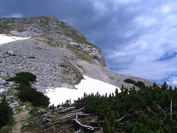 Foto: Andreas Koller / Wandertour / Kleiner Priel - steile Tour über Hinterstoder (2136m) / 30.08.2019 01:41:07