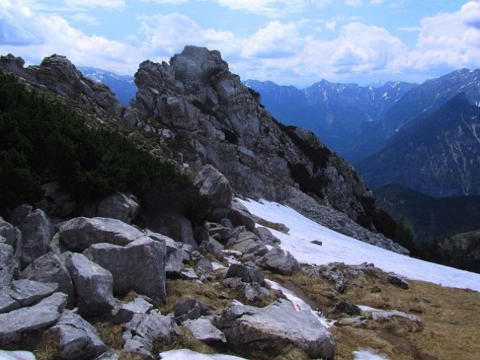 Foto: Andreas Koller / Wandertour / Kleiner Priel - steile Tour über Hinterstoder (2136m) / 30.08.2019 01:40:59