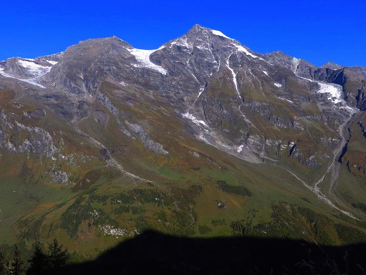 Foto: Andreas Koller / Wandertour / Über leichte Gletscher auf den Breitkopf (3154m) / Wiesbachhorn (3564m) von O von der Großglockner  Hochalpenstraße Bereich Fuschertörl / 30.11.2019 01:21:13