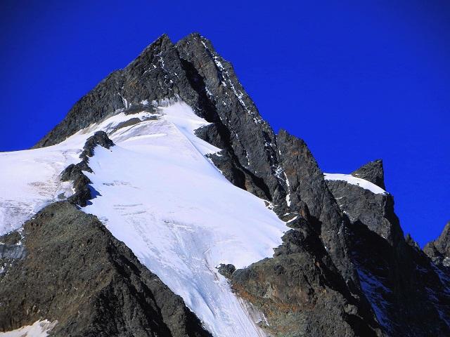 Foto: Andreas Koller / Wandertour / Über leichte Gletscher auf den Breitkopf (3154m) / Großglockner (3798m) / 30.11.2019 01:21:30