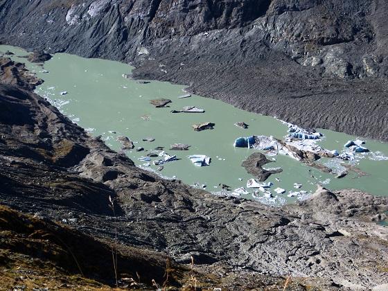 Foto: Andreas Koller / Wandertour / Über leichte Gletscher auf den Breitkopf (3154m) / 30.11.2019 01:19:47